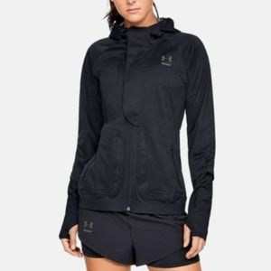 NEW Under Armour Perpetual Storm Run Jacket